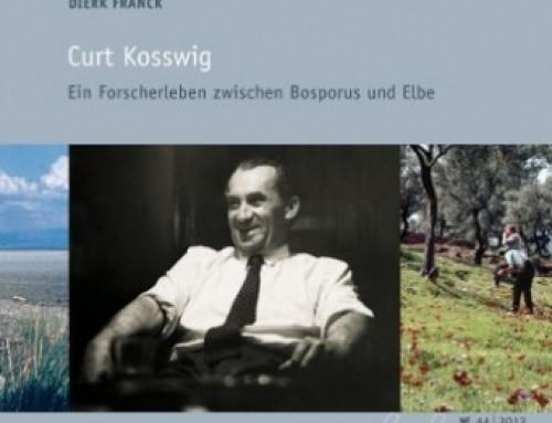 Abhandlungen, Curt Kosswig, Band 44/2012