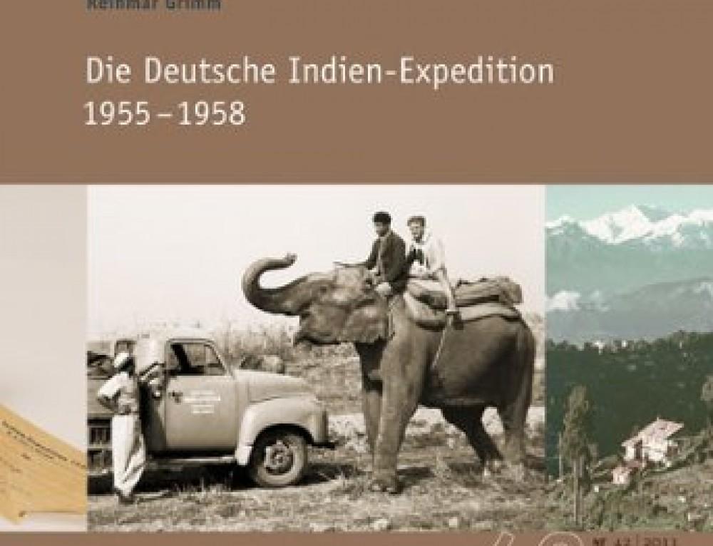 Abhandlungen, Die Deutsche Indien-Expedition 1955-1958, Band 42/2011