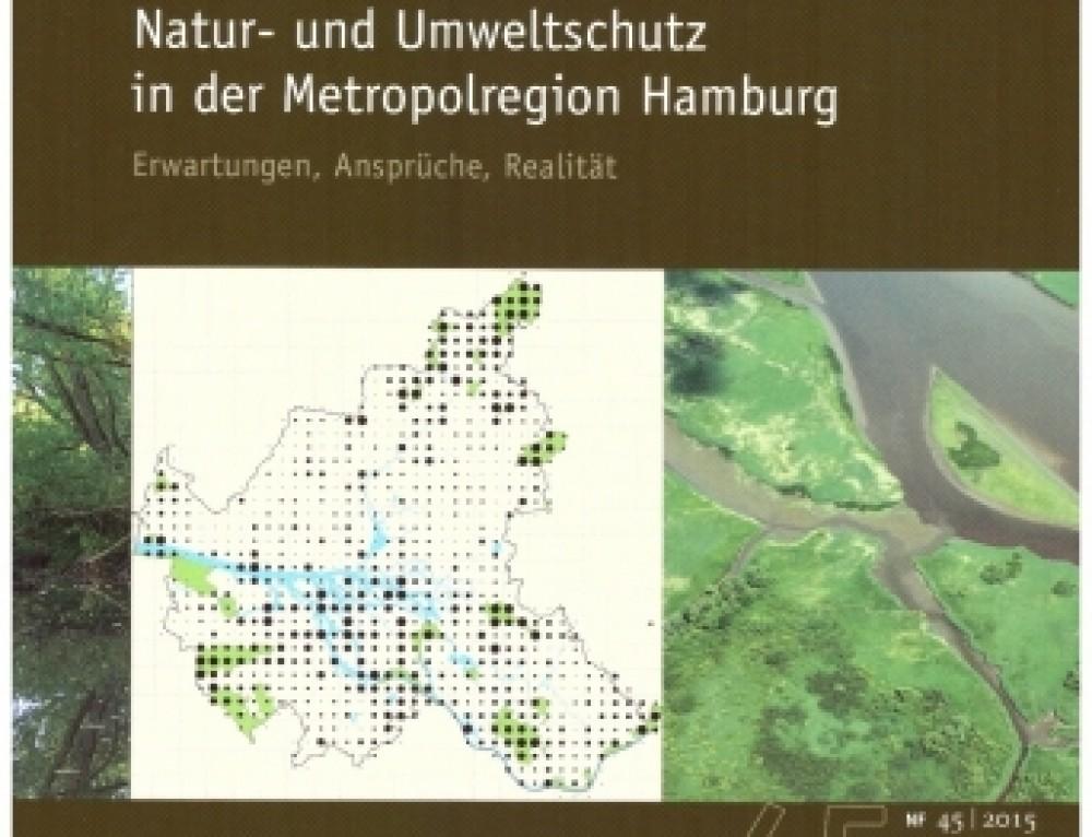 Abhandlungen, Natur- und Umweltschutz in der Metropolregion Hamburg , Band 45/2015